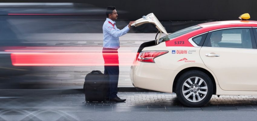 Dubai airport taxi